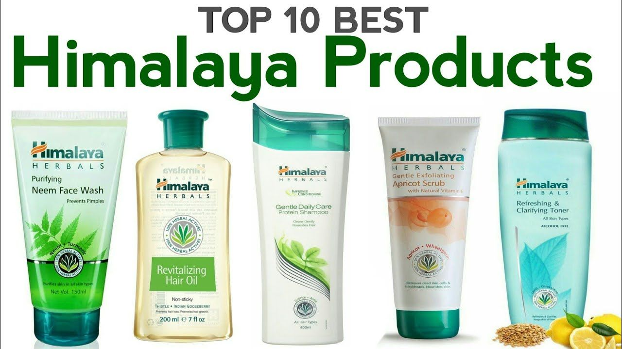 Top 10 Himalaya Products In India With Price Best Herbal Products For Herbalism Skin Herbal Skin Firming Lotion