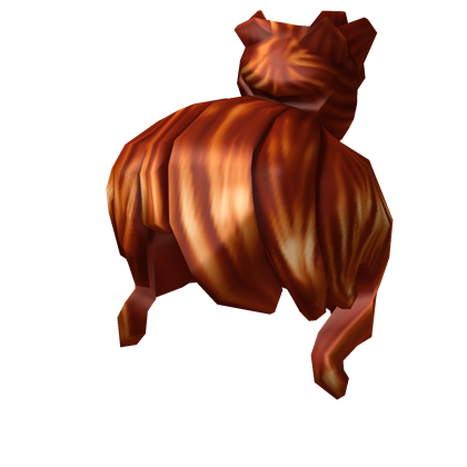 Chestnut Bun A Hat By Roblox Roblox Updated 3282013 64600 Pm