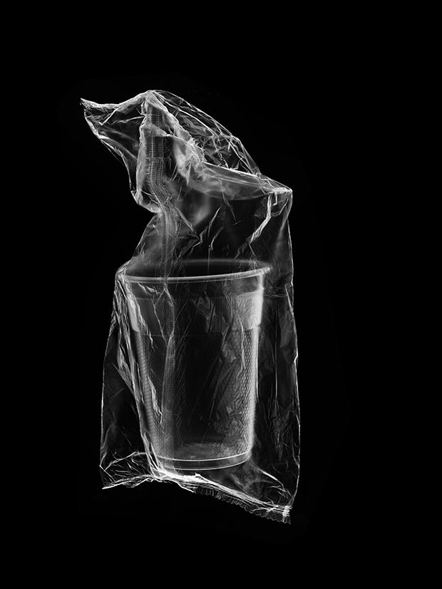 Take In the Trash: Photographer Bruce Peterson Tur