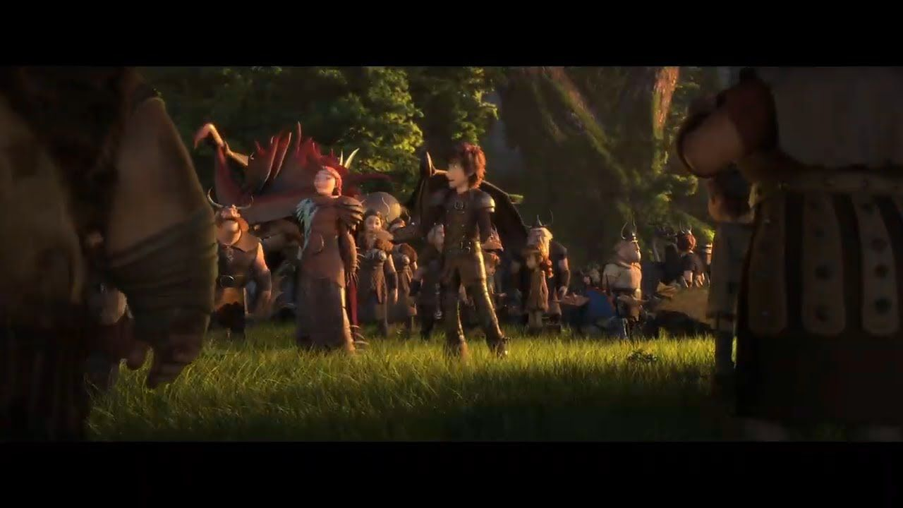 Discover The Secrets - How to Train Your Dragon The Hidden