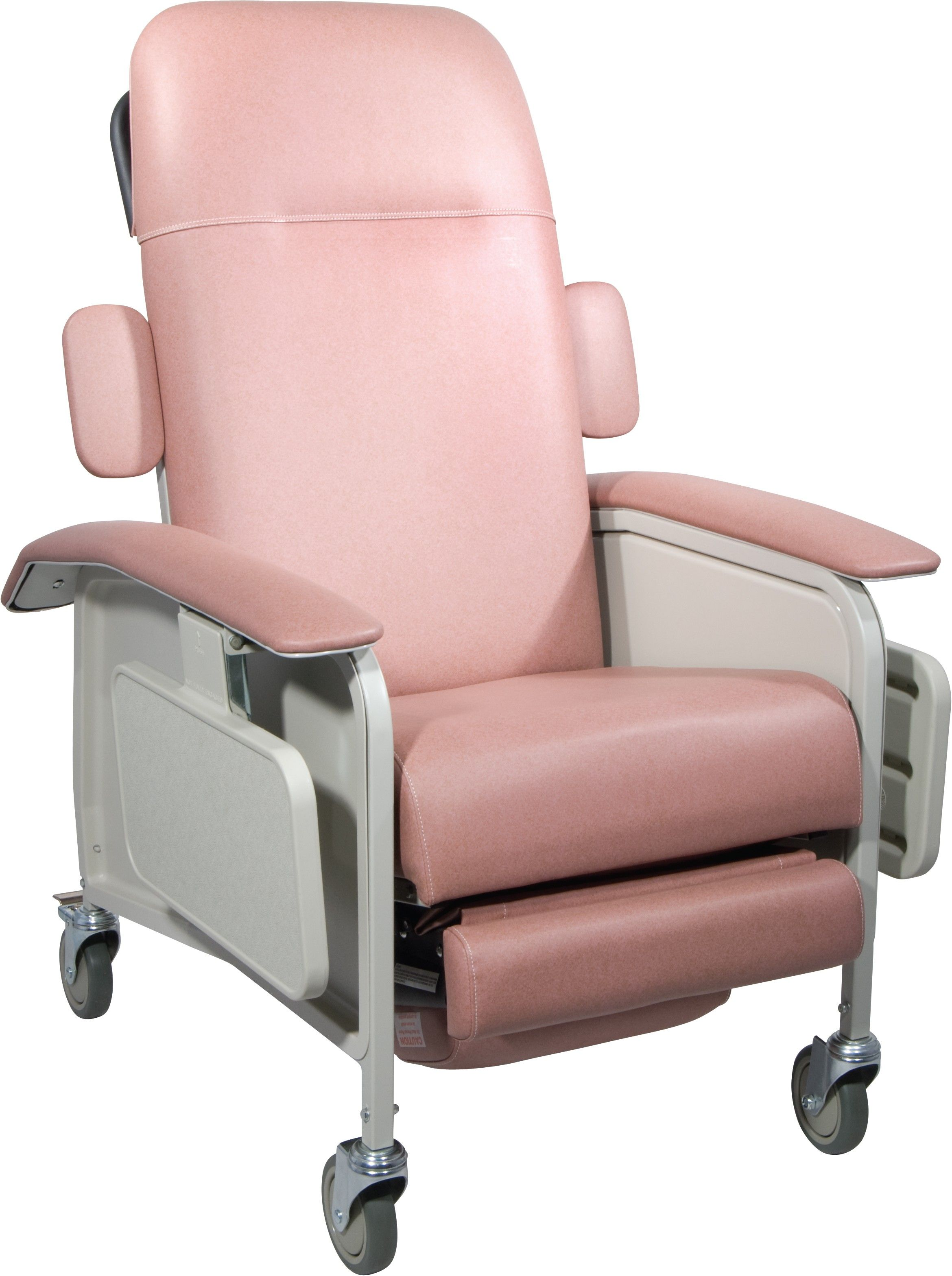 This Clinical Care Geri Chair Recliner Is Excellent For Use In Blood Collection Dialysis Respiratory And Cardiac Care It Can Recliner Chair Recliner Chair