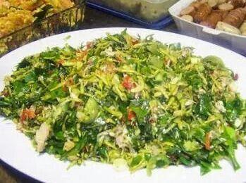 Rumah Masak Resep Masakan Tumis Bunga Pepaya Khas Manado Bahan 100 Gr Pucuk Daun Pepaya 150 Gr Bunga Pepaya 8 Siung Bawang Mera Masakan Cabai Rawit Rebusan
