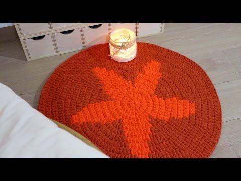 Alfombra ESTRELLA I Carpet stars I Tapestry Parte 1