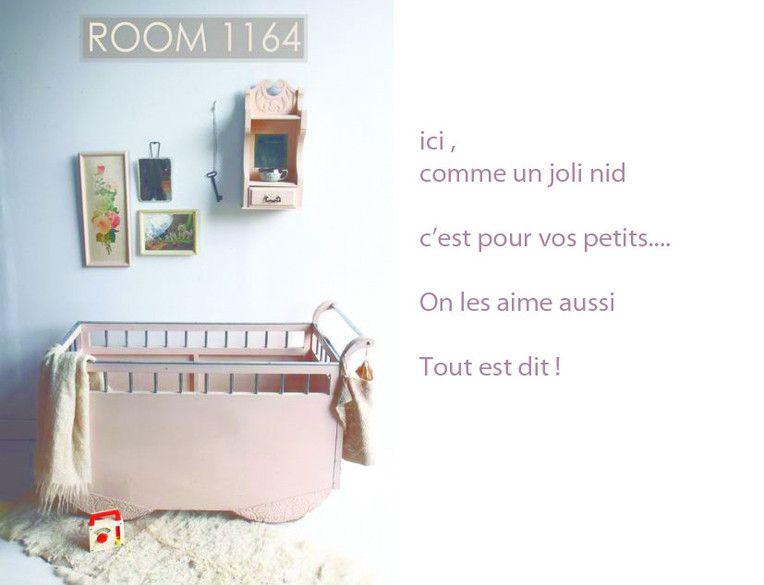 LES KIDS - ROOM1164 MOBILIER VINTAGE WWW.ROOM1164.COM