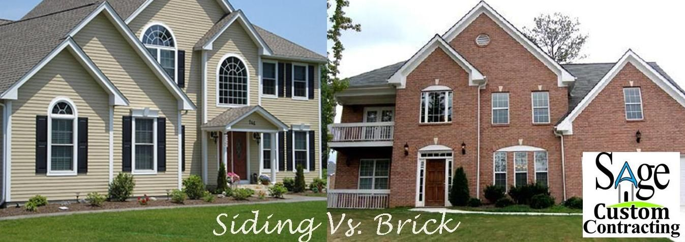 Vinyl Siding Vs Brick For Years The Debate Of Vinyl
