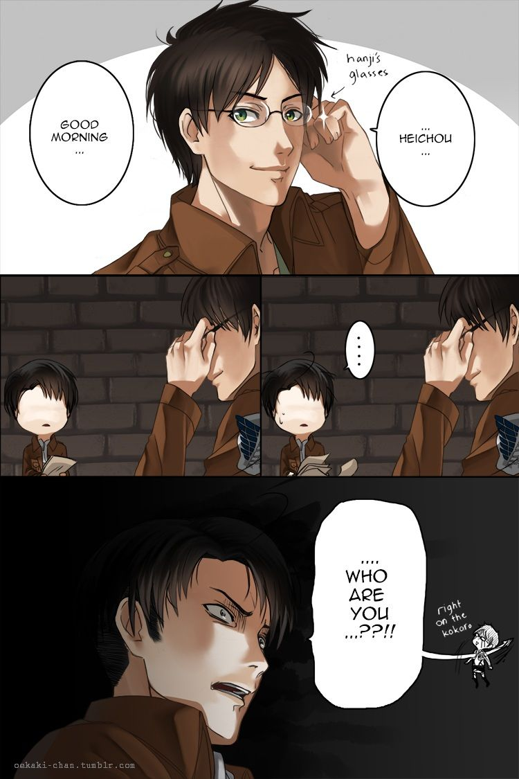 Oh Eren You Have So Many Anger Issues Attack On Titan Funny