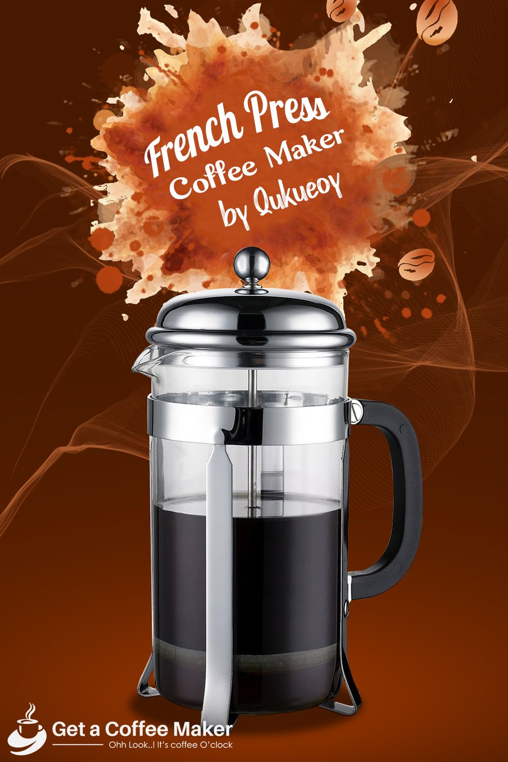 Top 10 French Press Coffee Makers (Dec. 2019) Reviews
