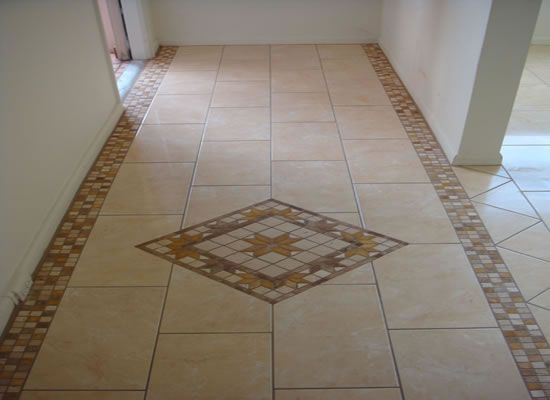 Joyful Ceramic Tile Floor Patterns | hmmmmm | Pinterest | Small ...
