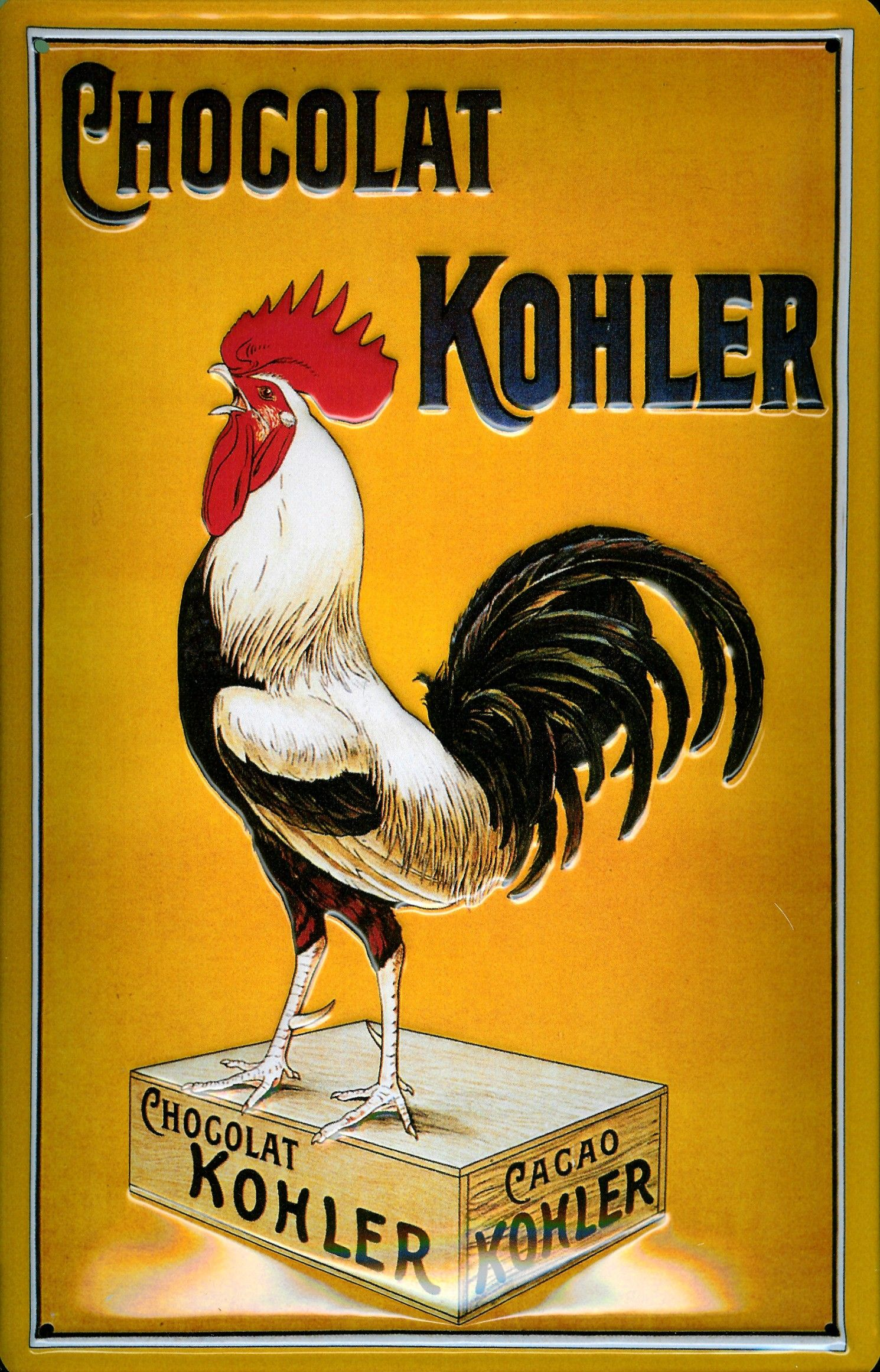 Chocolat Kohler - Chocolate - Food