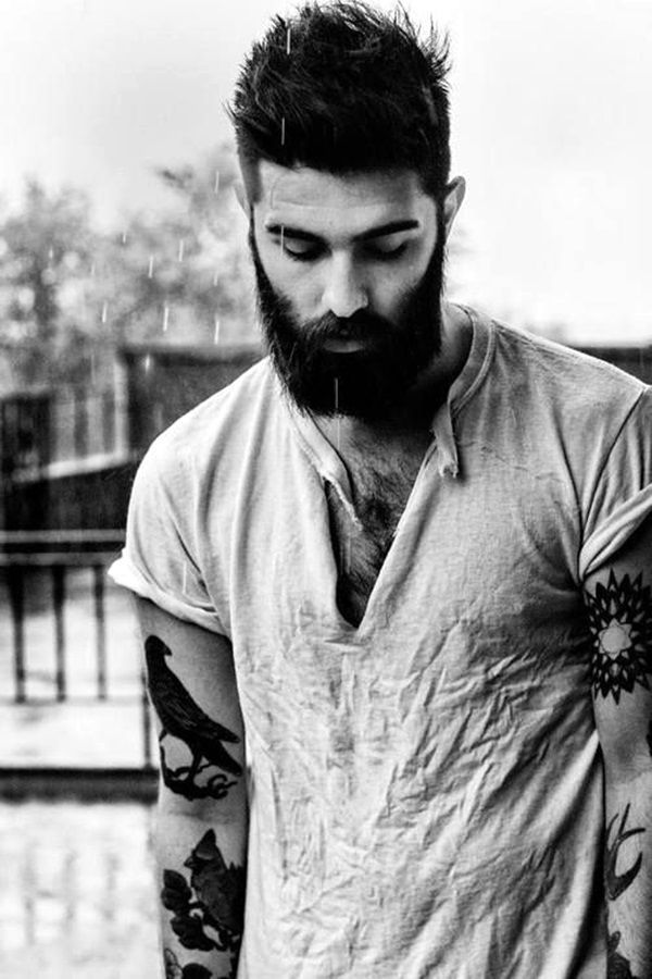 Super 45 Cool Short And Full Beard Styles For Men Beard Grooming Hairstyles For Women Draintrainus