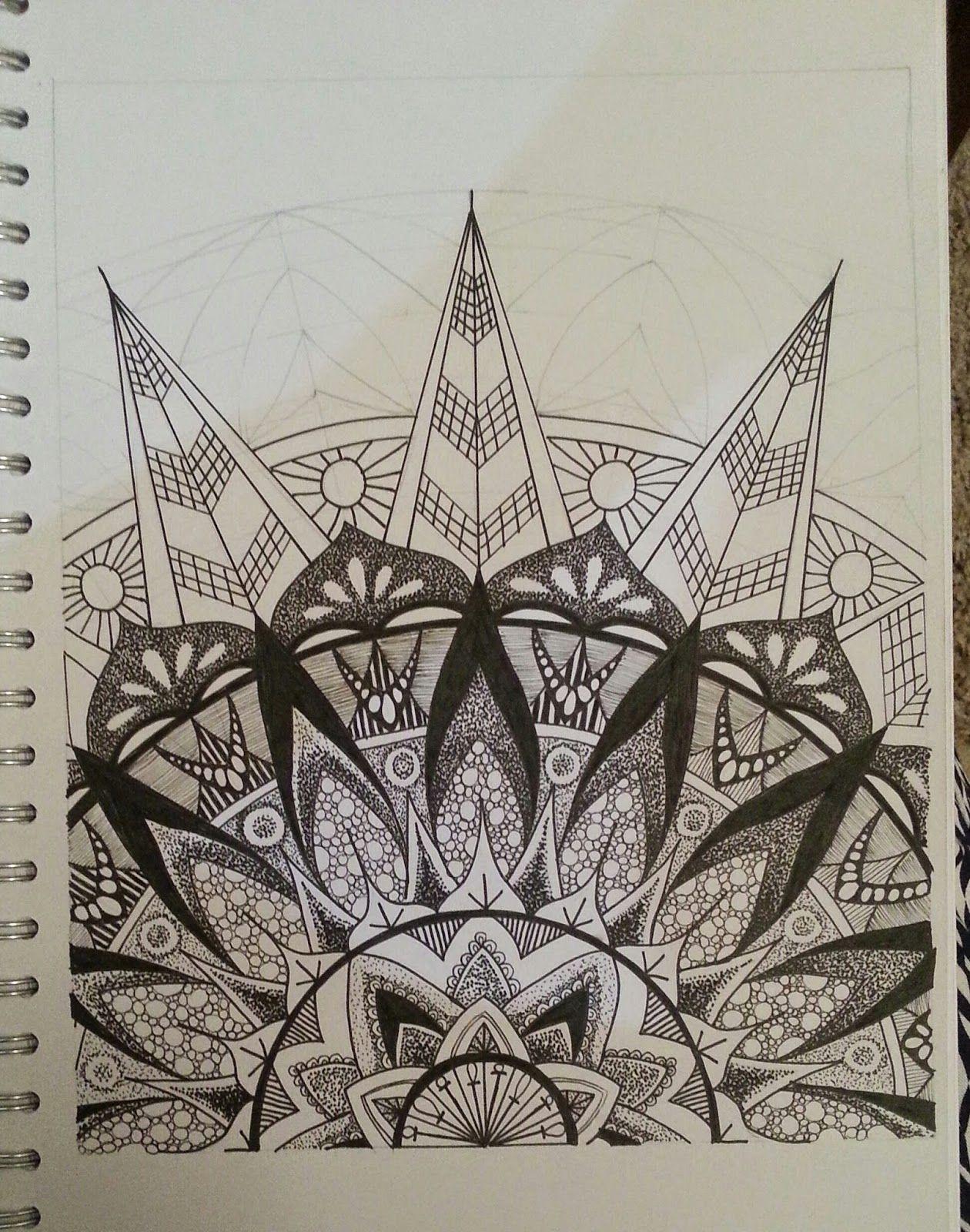 Judy S Zentangle Creations