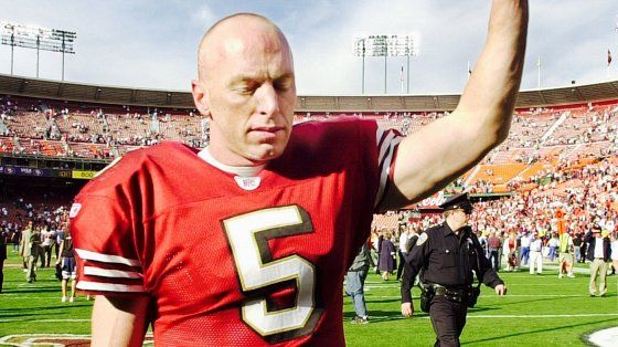Jeff Garcia Has Some Advice For 49ers Quarterback Brian Hoyer Jeff Garcia 49ers Quarterback Brian Hoyer