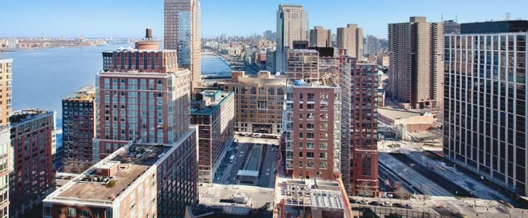 Liberty Luxe Green Apartments For Rent In Battery Park City