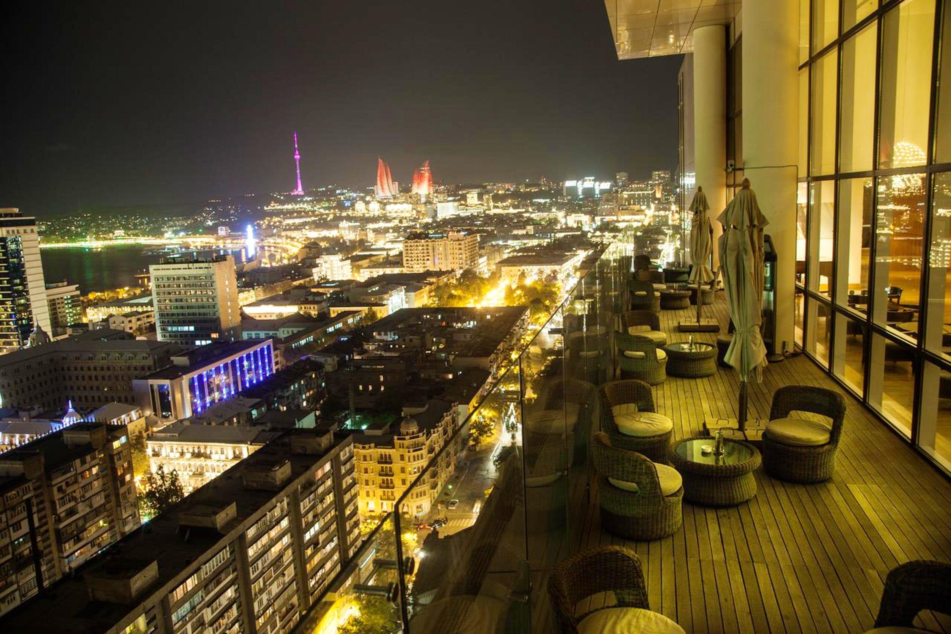 Restaurants In Baku With The Best City View Gorod
