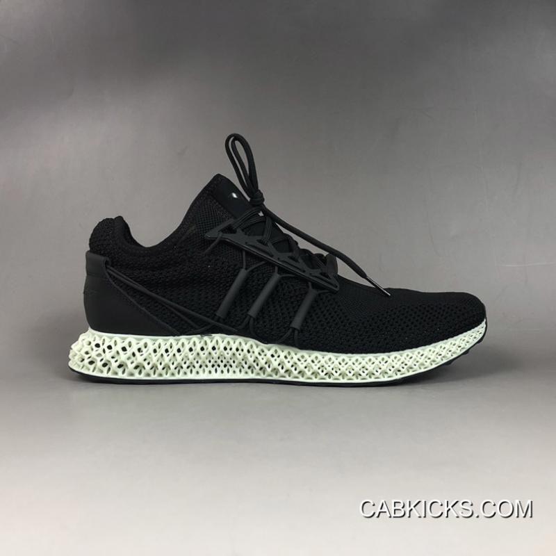 Adidas Y3 Runner 4D 2 Black Mint CG6607