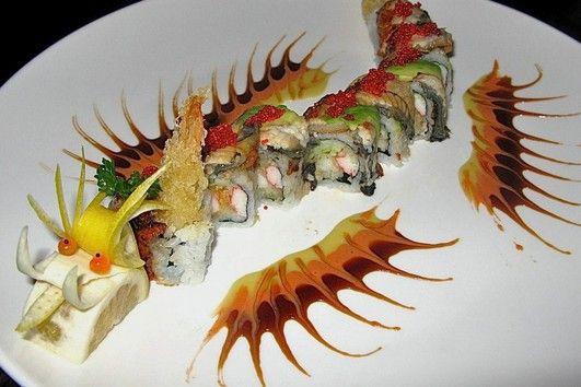 Fancy Sushi Rolls