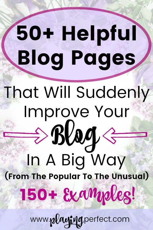 Unusual blogs