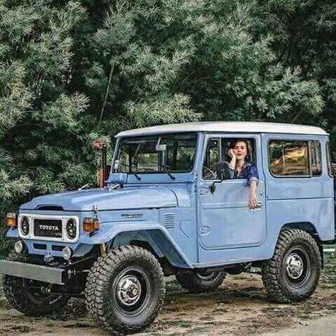 52+ Trendy Ideas For Dream Cars Toyota Land Cruiser
