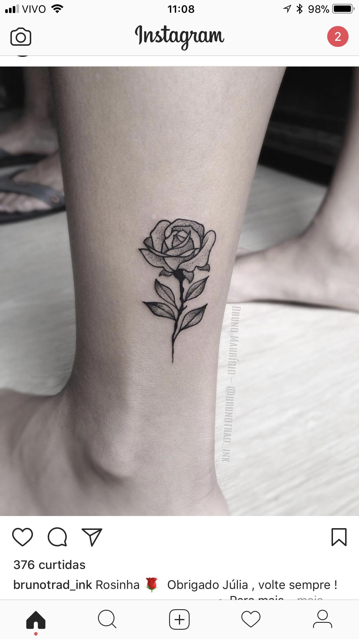 Rosita | Tatuajes delicados femeninos, Tatuaje de dj, Tatuajes de rosas
