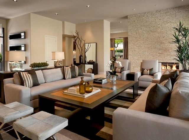 Exceptionnel Living Room Design Ideas: 17 Modern Designs