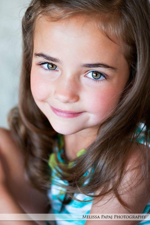 Little Gal Brown Hair Green Eyes Girl Brown Hair Green Eyes Hazel Green Eyes