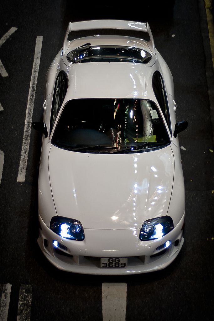 Toyota Supra! For those who don\'t understand! This design was ...
