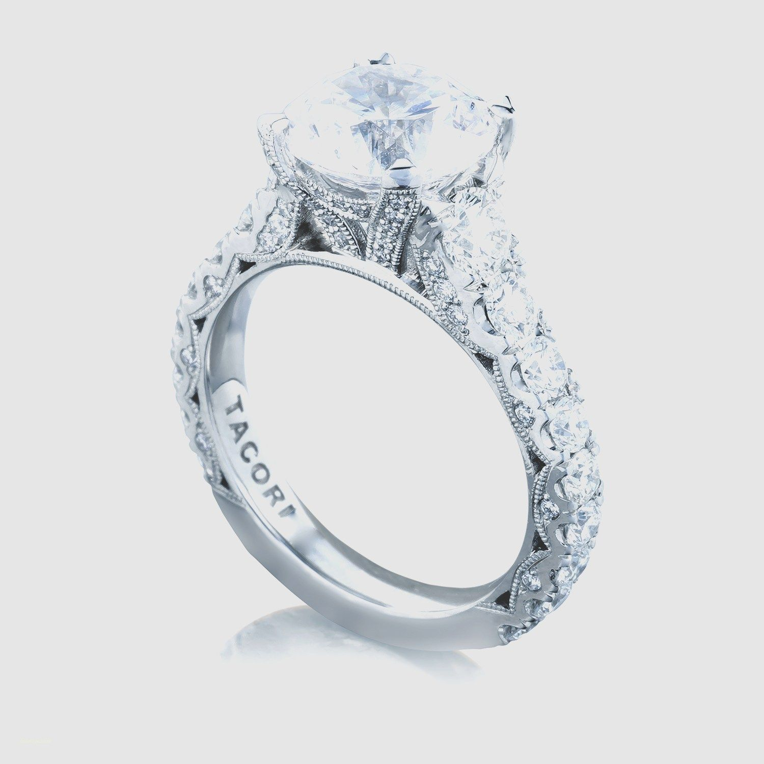 engagement ring item stone simply collection three brothers solomon tacori design diamond rings