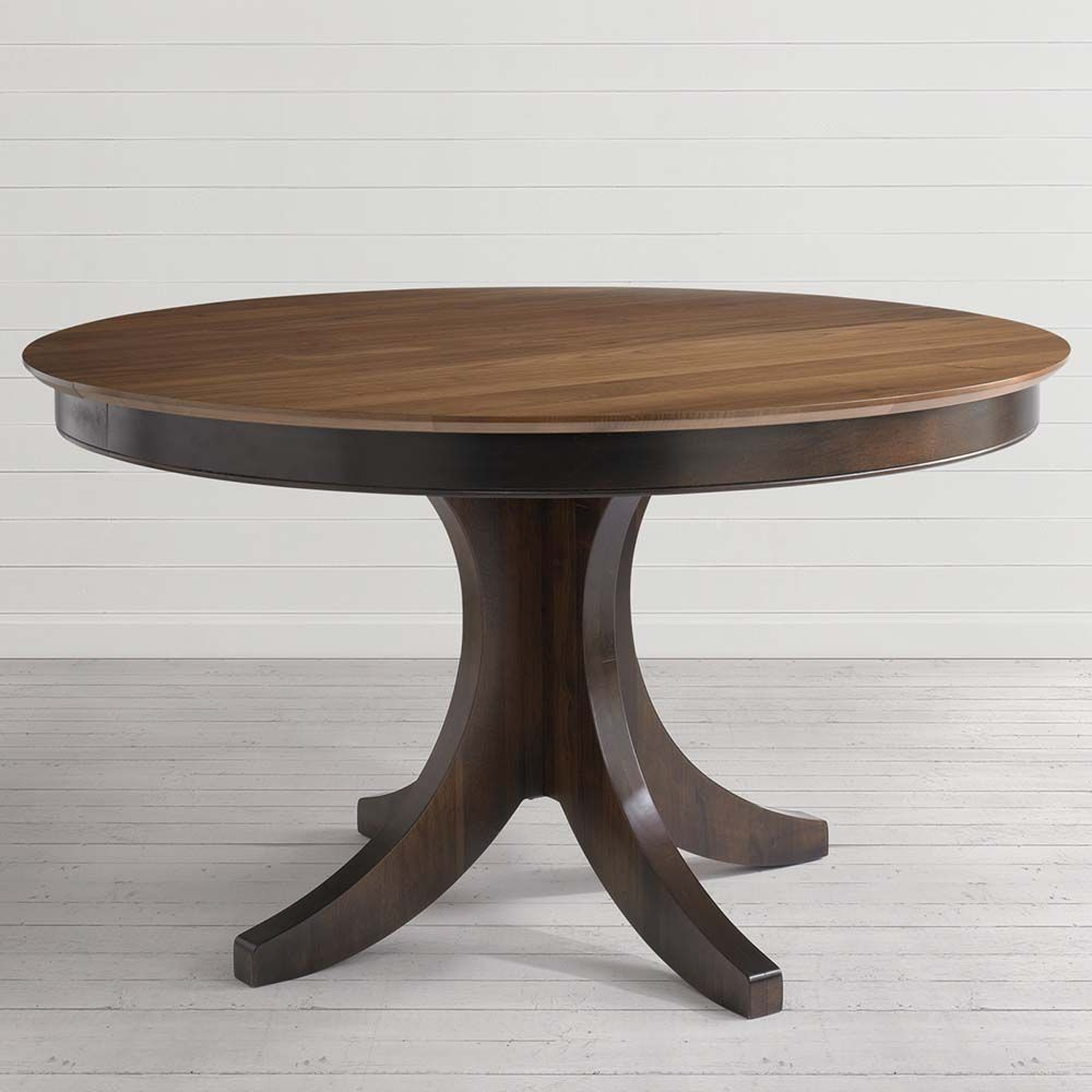 Custom Dining 60 Round Pedestal Table Pedestal Dining Table 60 Round Dining Table Dining Table [ 1000 x 1000 Pixel ]
