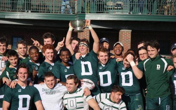 Dartmouth Men Win The 2017 Ivy Sevens Championship Dartmouth College Dartmouth Sports Jersey