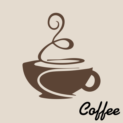 Coffee cup illustration. Vintage clipart cliparthut free
