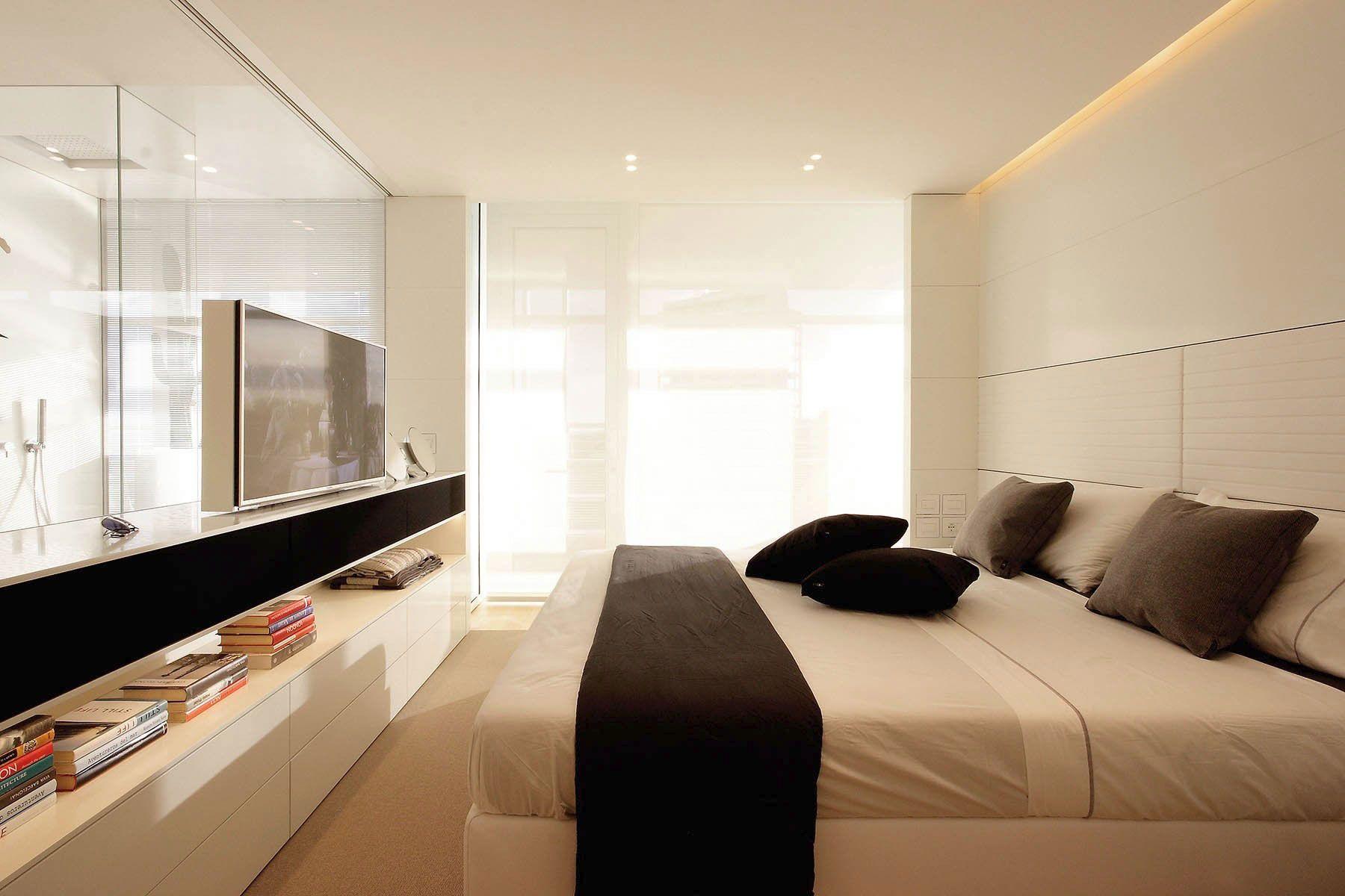 Plano de departamento peque o de dos dormitorios descubre - Disenos de dormitorios ...