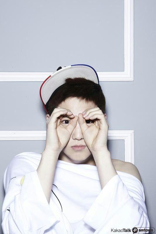 EXO K - Suho new album style