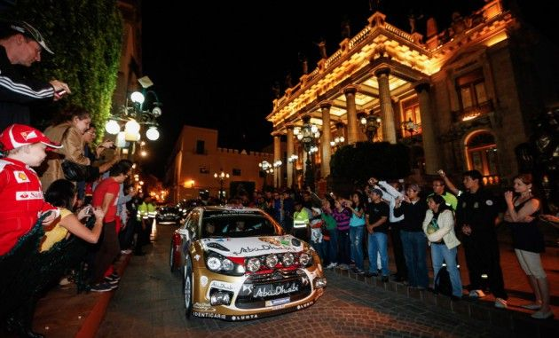 Rally Guanajuato Corona