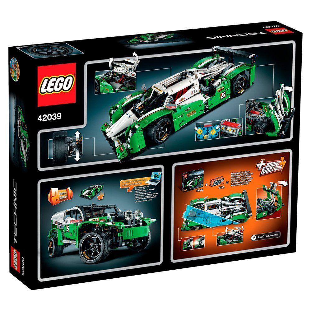 Lego Technic 42039 Langstrecken Rennwagen Amazonde Spielzeug