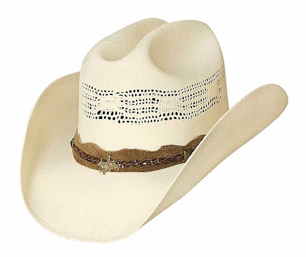 bc61f431b7b Bullhide Short Stack Kids Bangora Vented Straw Hat  2344