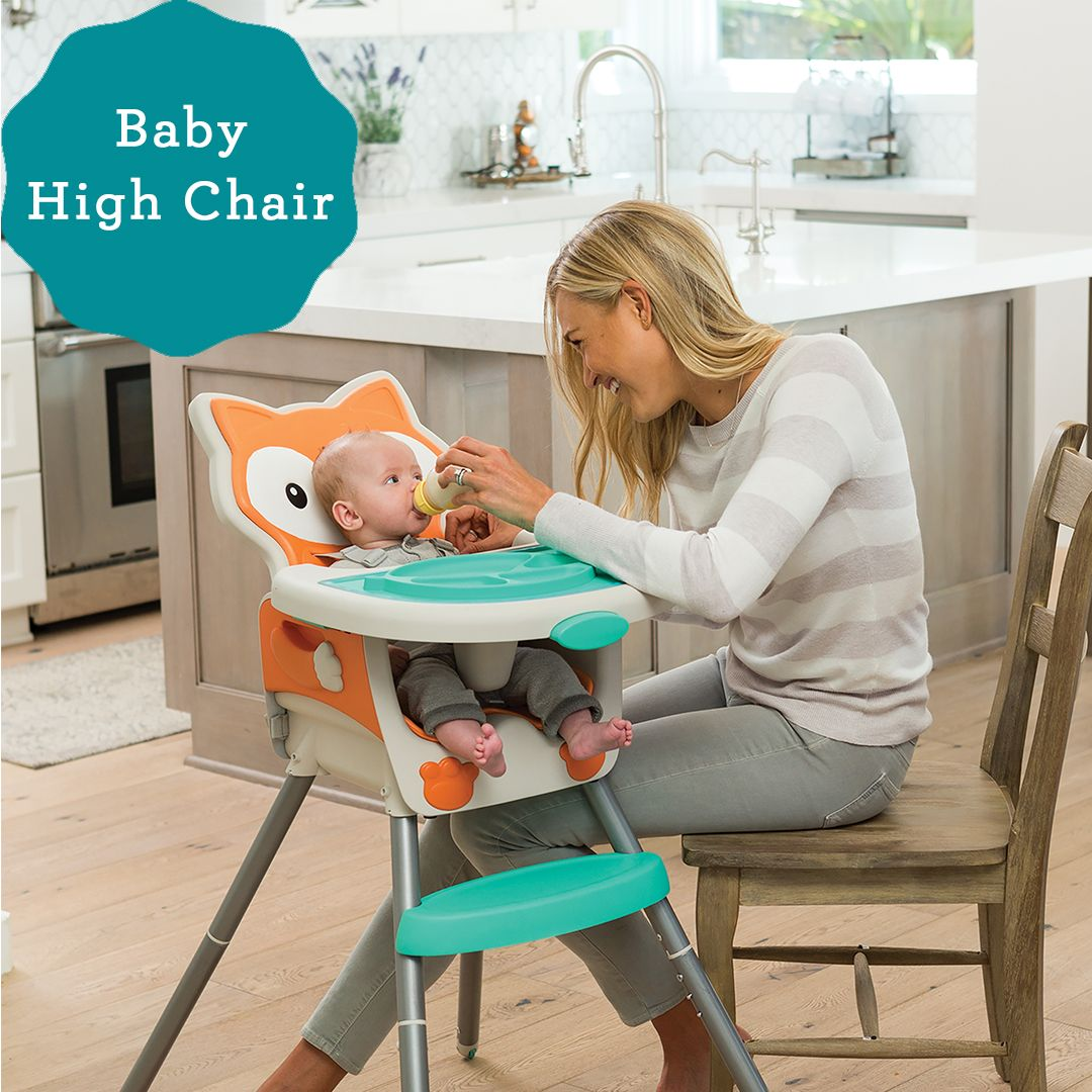 Growwithme 4in1 convertible high chair toddler chair