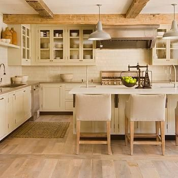 Rustic Country Kitchen, Country, kitchen, Scarp Ridge Lodge