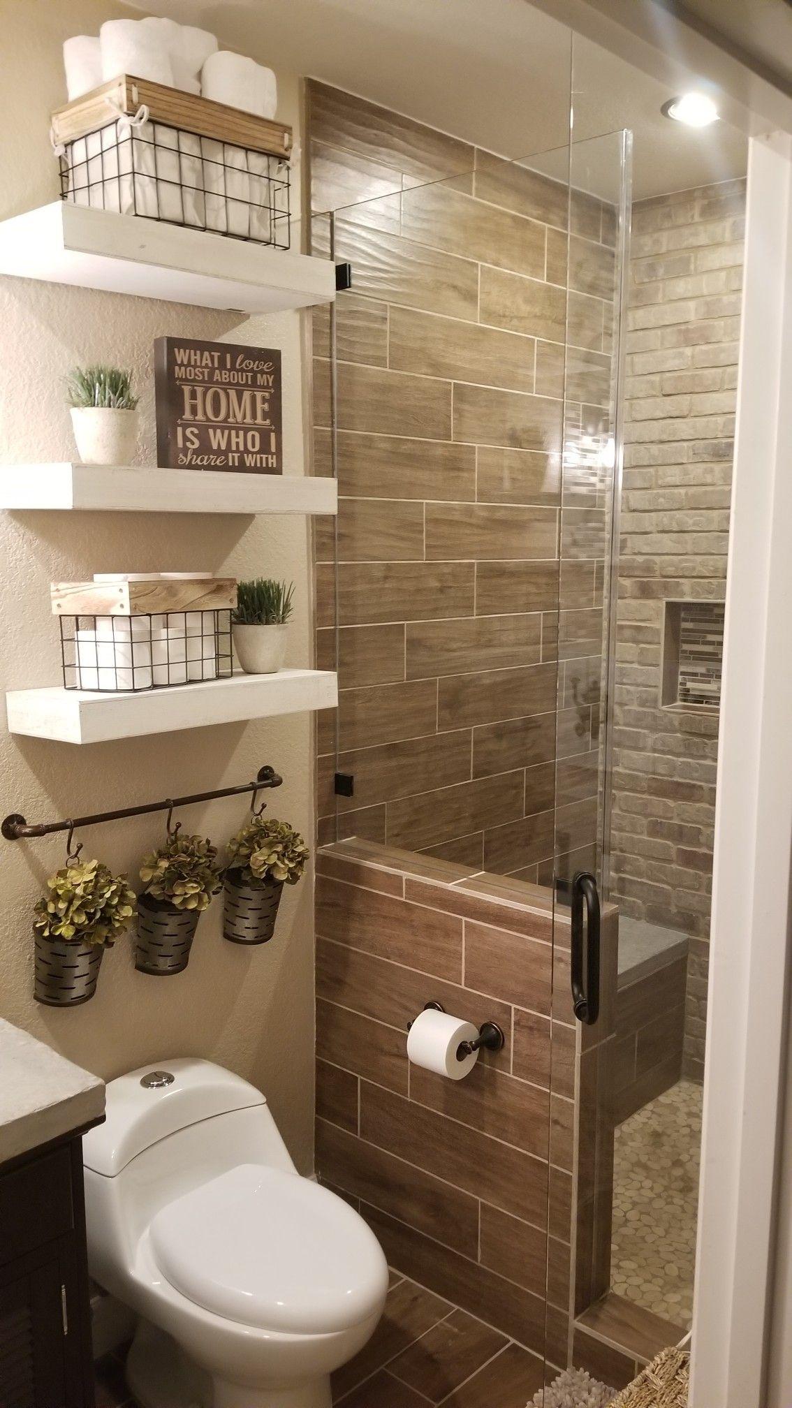 Guest Bathroom Decor Small Bathroom Remodel Bathrooms Remodel Small Bathroom