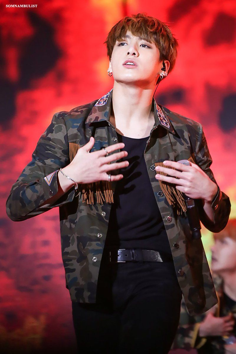 "SOMNAMBULIST 在 Twitter:""161008 DMC Because I'm happy #방탄소년단 #BTS #정국 #JUNGKOOK https://t.co/nLpNJTNS6b"""