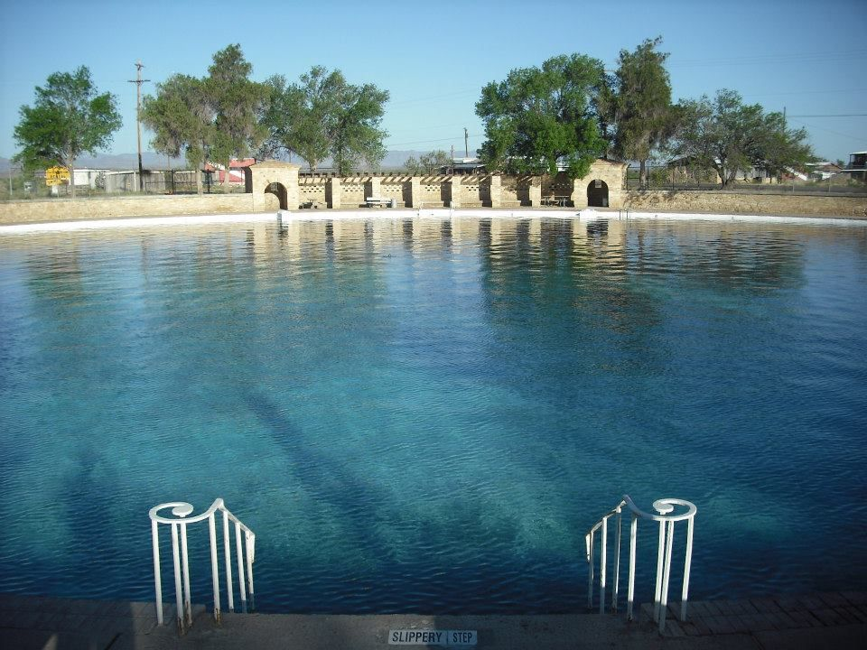 Balmorhea Springs Is Waiting For You To Jump In Located In West Texas It 39 S One Of The World 39 S