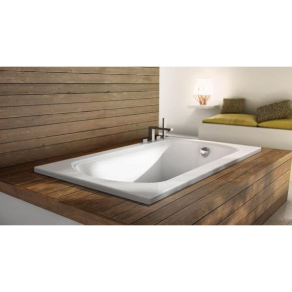 Bainultra_meridian Drop In Tub_with 40 Airjets And 1 Heated Backrest