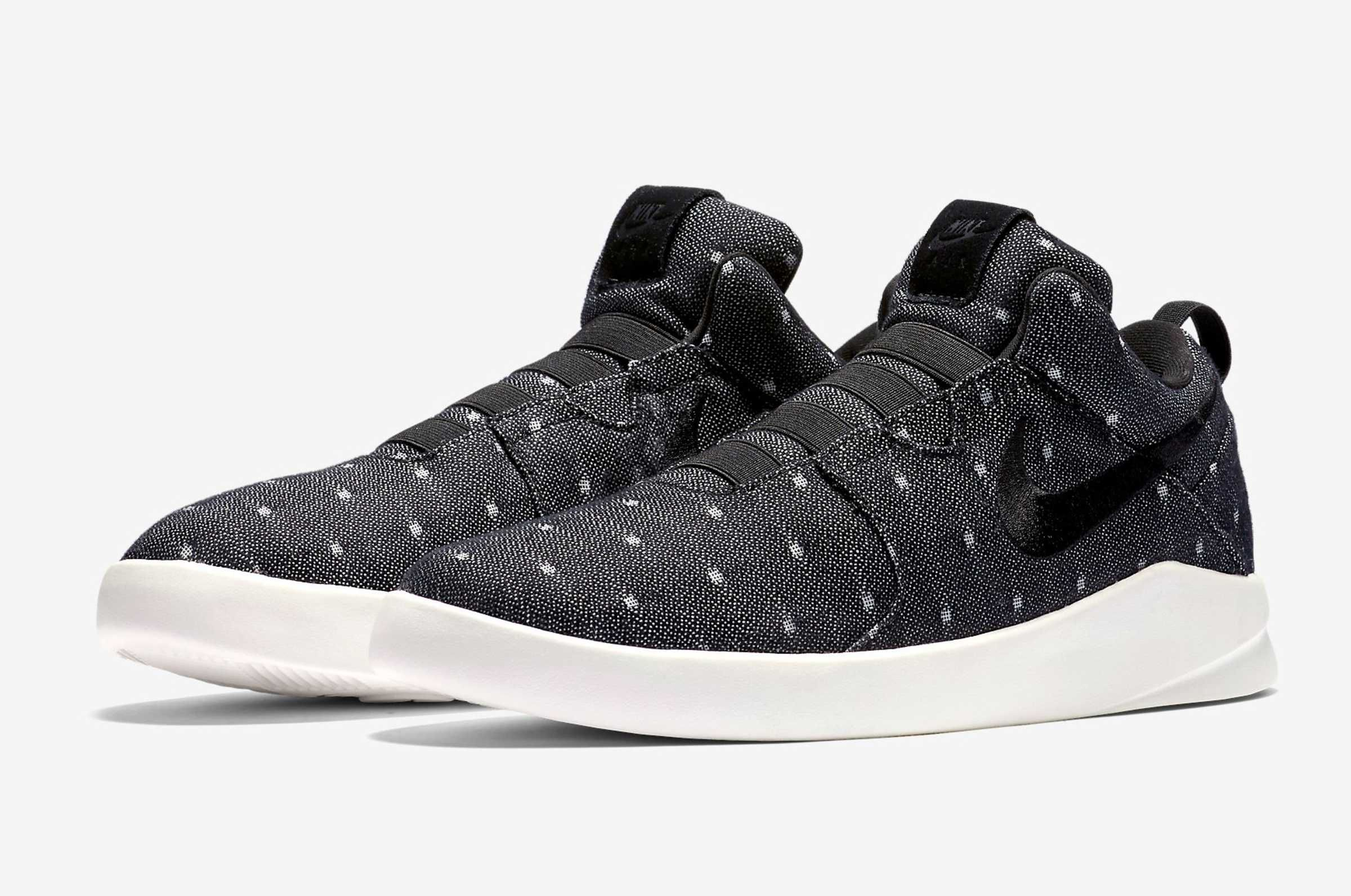 bbc1dfb9113f The Nike Air Shibusa Combines a Minimalist Design With Basketball Heritage.  A breathable mesh upper