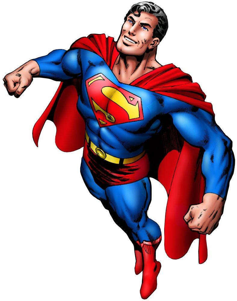 Супергерой в картинках, дети