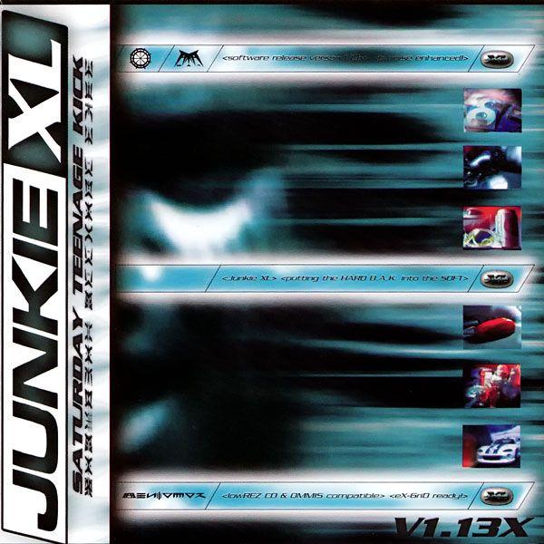 Junkie XL - Saturday Teenage Kick (1997)