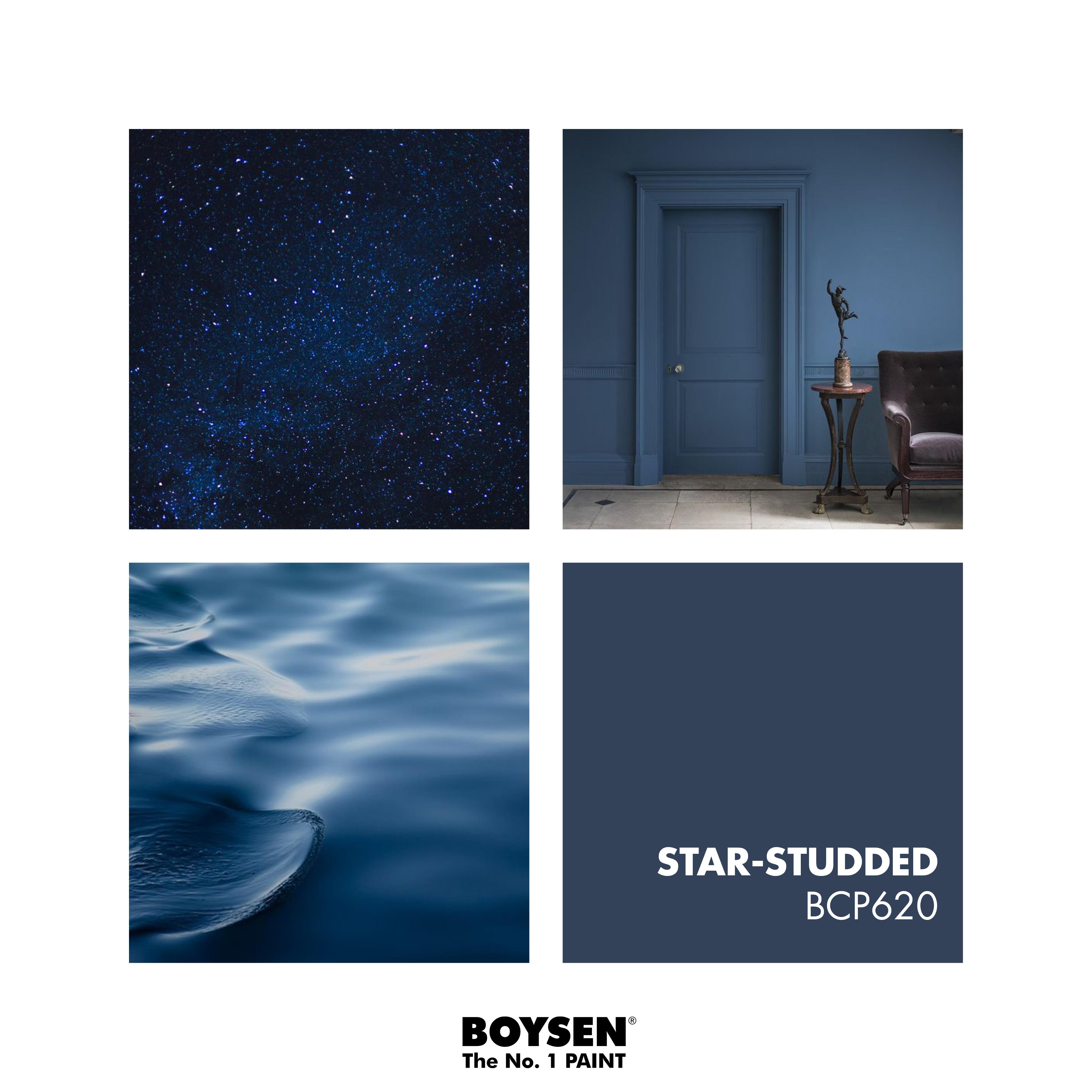 Featured Color BOYSEN Palette BCP620 Star Studded Boysenpaints Boysen