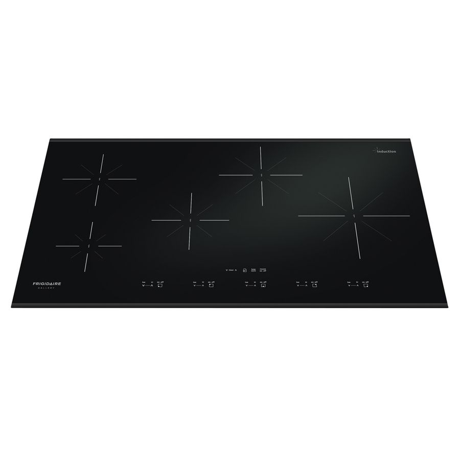 Perfect Frigidaire Gallery 5 Element Smooth Surface Induction Electric Cooktop  (Black) (Common: