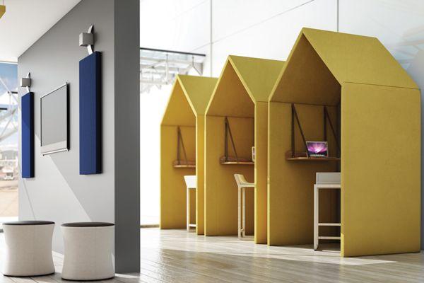 Un bureau avec une ambiance zen propice au travail
