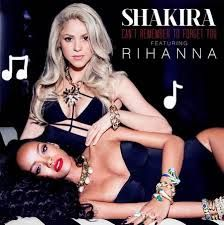 Shakira, Rihanna - new song Can`t Remember To Forget You - listen nowVirtual Class Media