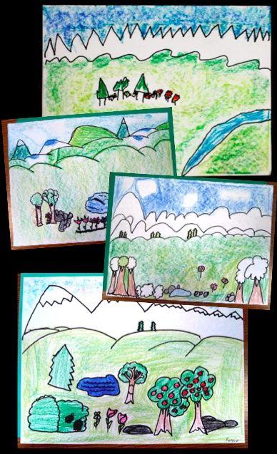 St Patricks Day Art Lesson