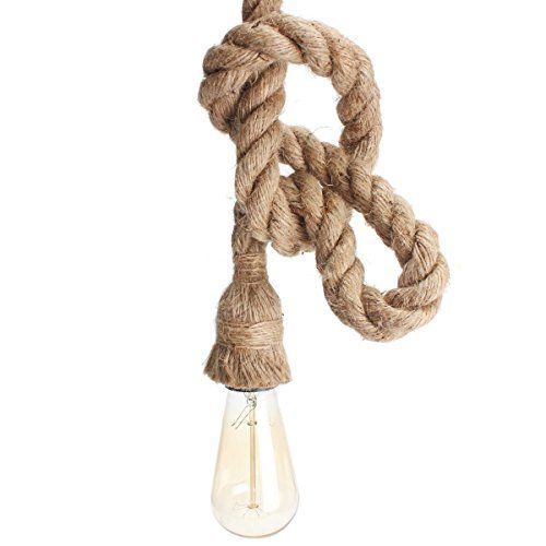 KINGSO E27 Lampenfassung Vintage Edison Pendelleuchte Hän... https://www.amazon.de/dp/B01DVXEGC0/ref=cm_sw_r_pi_dp_Ue3Hxb569J4HY